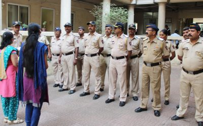 Sensitizing Police on Child Protection