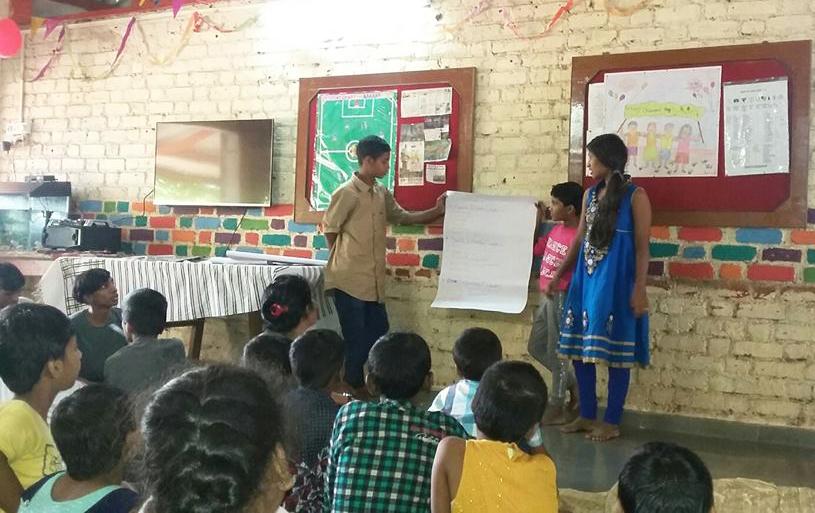 Children Take Over: Child Rights Week